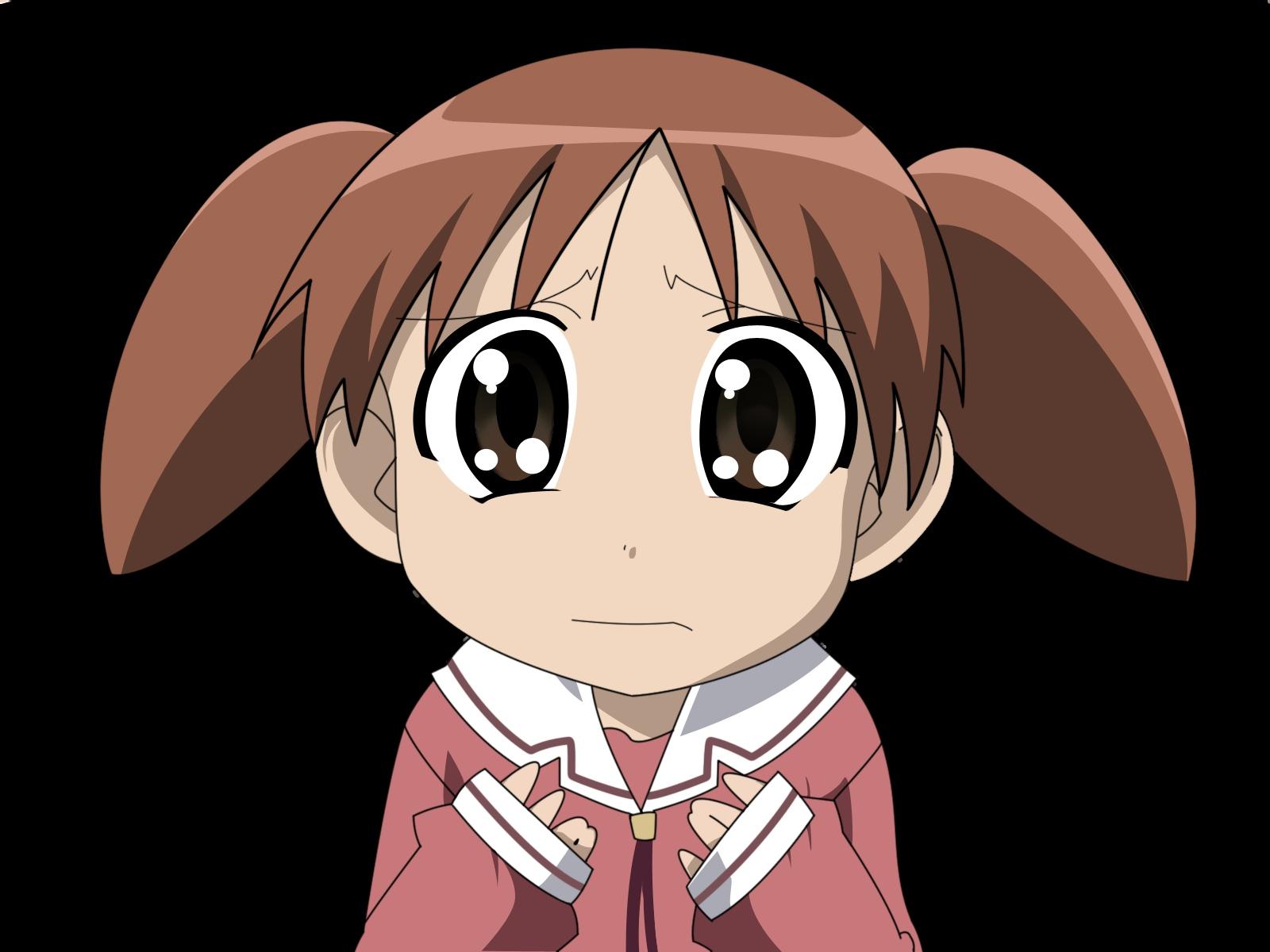 аниме обои azumanga: