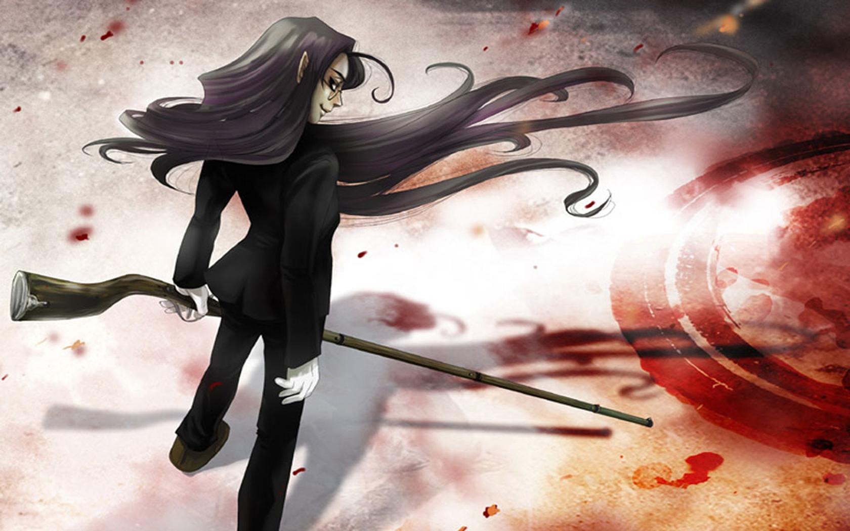 аниме картинки войны: