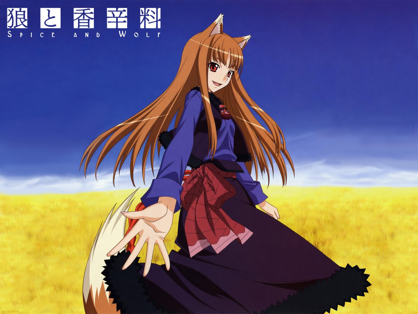 Spice and wolf платье волчица и пряности
