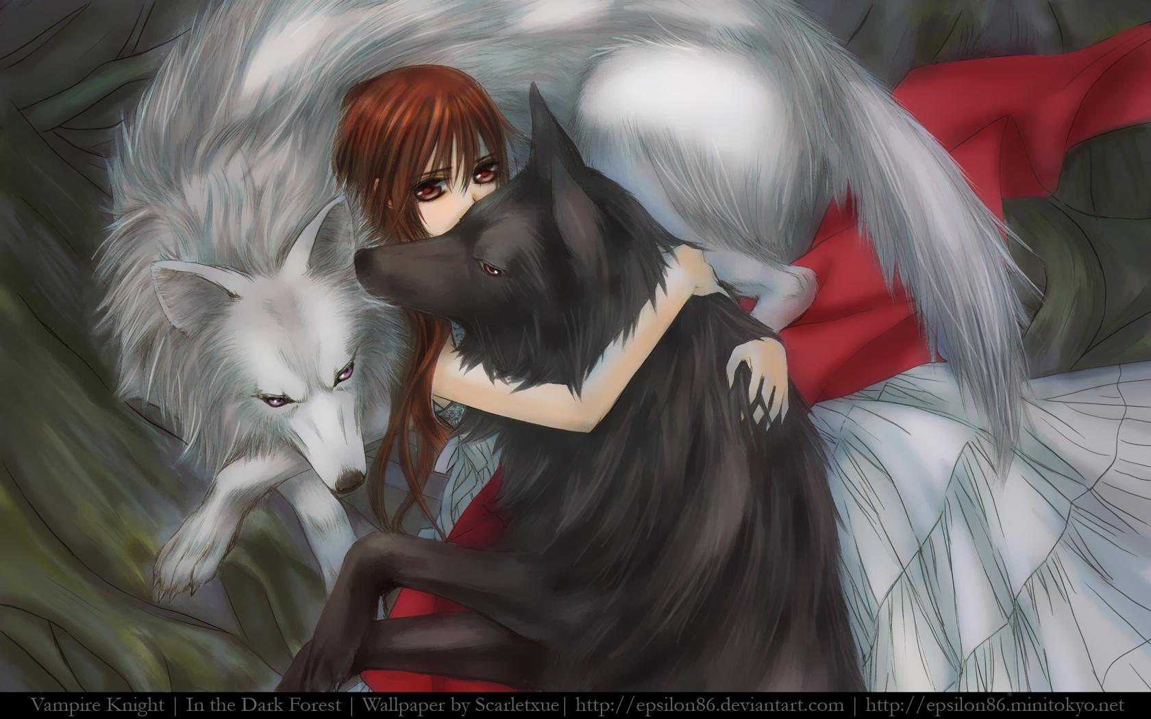 - Vampire knight anime wallpaper ...